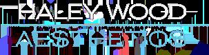 Haley Wood Aesthetics Logo
